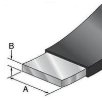 Шина алюминиевая твердая изолированная ШАТИ 10х160х4000