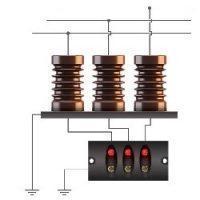 Изоляторы полимерные опорные, проходные и тяговые