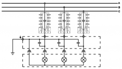 Схема подключения КИНН