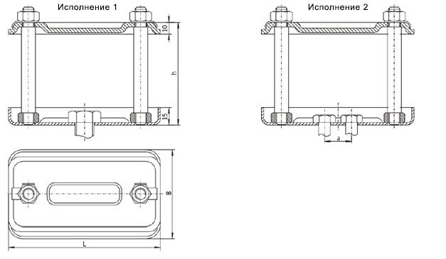Шинодержатель ШПРА (Б,Д)-1К-1 (2) УЗ