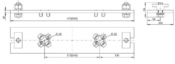Шинодержатель ШКЕ-2с У3